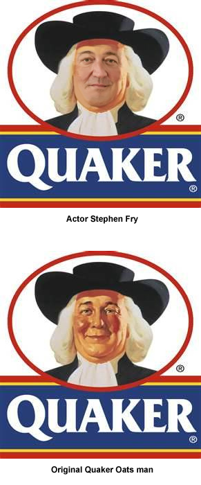quaker_oats and Stephen Fry