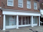 Dorothy Perkins now empty store in Chichester