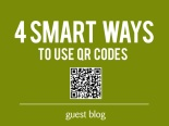 4 Smart ways for businesses to use QR codes