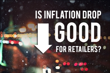 Is inflation drop good for retailers