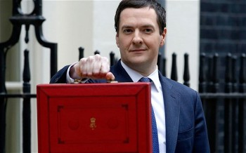 George Osborne budget speech March 18th 2015