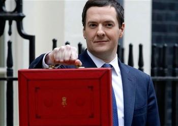 George Osborne budget speech March 18th 2015